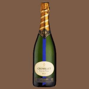 Champagne Gremillet Cuvee Des Dames Blanc de blancs