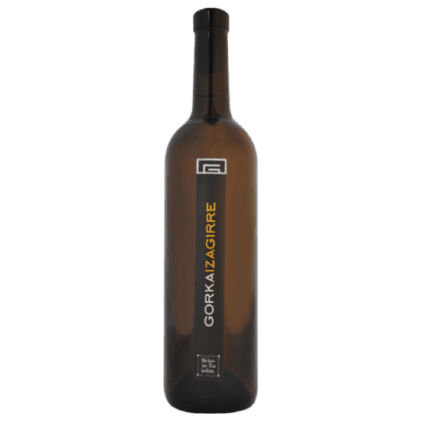 Gorka Izaigirre Txakoli wine from Bilbao in Spain