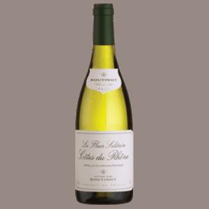 La Fleur Solitaire Cotes du Rhone Blanc at Inspiring Wines