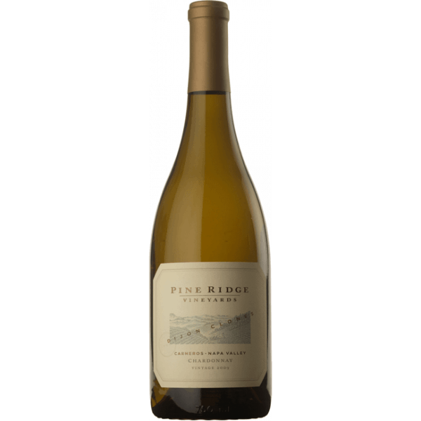 Bottle image for Pine Ridge Clones Chardonnay