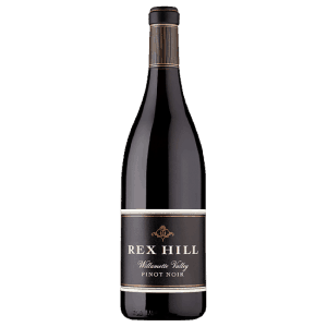 Rex hill pinot noir bottle image