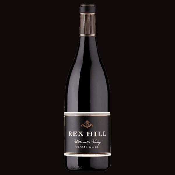Rex hill pinot noir bottle image
