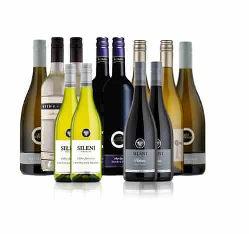 Antipodean wine adventure - 12 bottle mixed case