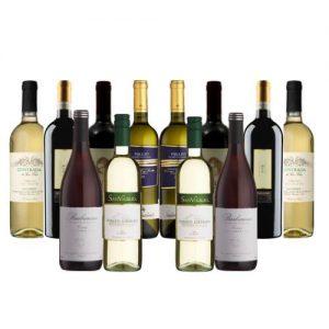 La Dolce Vita - Taste of Italy 12 bottle mixed case