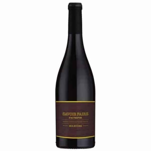 Savoir faire d'autrefois wine image bottle shot