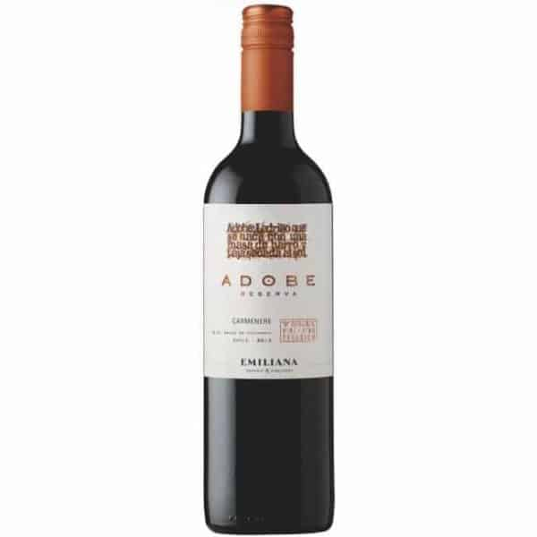 Adobe Reserva Carmenere at Inspiring Wines