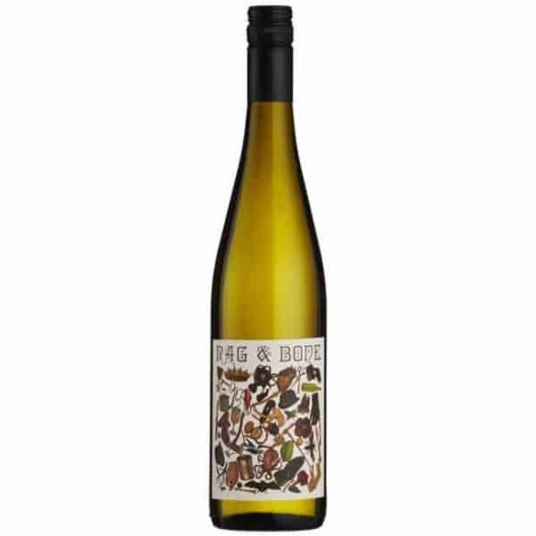 Rag & Bone Riesling from the Magpie Estate Eden Valley bottle image