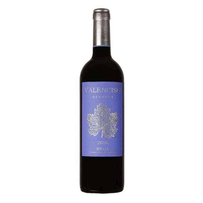 Valenciso Rioja Reserva at Inspiring Wines