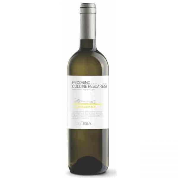 Caparrone Pecorino, IGT Colline Pescaresi Bottle Image