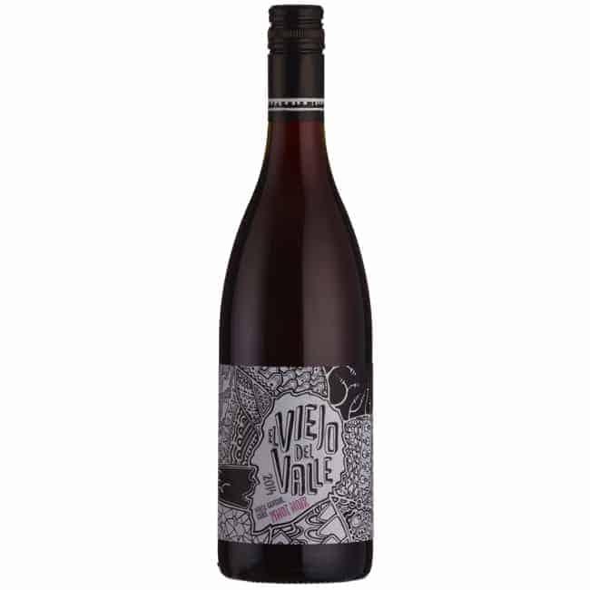 El Viejo del Valle Pinot Noir bottle image