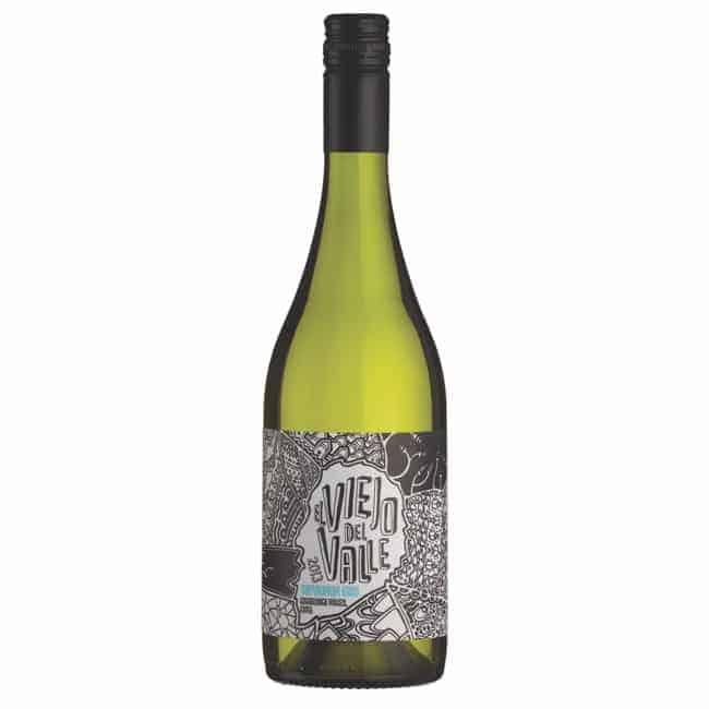 El Viejo del Valle Sauvignon Gris Bottle Image