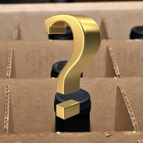 INspiring Wines mystery case - 12 bottles of adventure