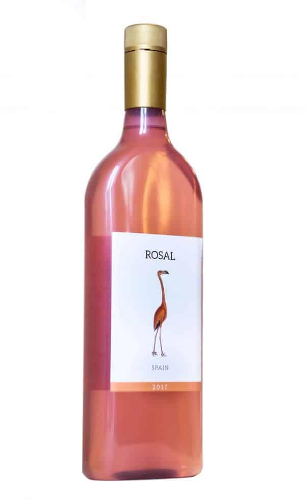 Grenache Rosé letterbox wine