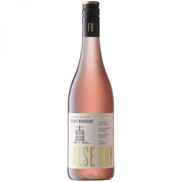 False Bay whole bunch rose at Inspiring Wines