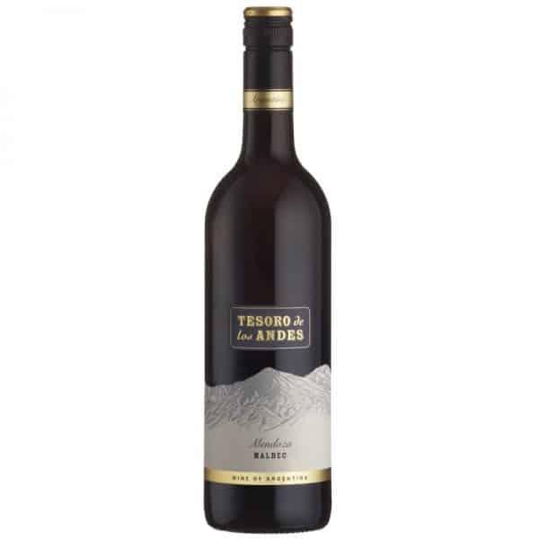 Tesoro de los Andes Malbec at Inspiring Wines